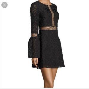 Zac Posen black dress size 6